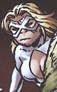 Tandy Bowen (Earth-8101) from Marvel Apes Vol 1 2 0001