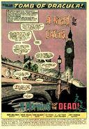 Tomb of Dracula Vol 1 24 001