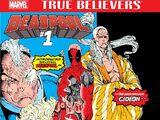 True Believers: Deadpool Vol 1 1