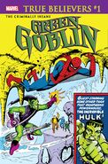 True Believers The Criminally Insane - Green Goblin Vol 1 1