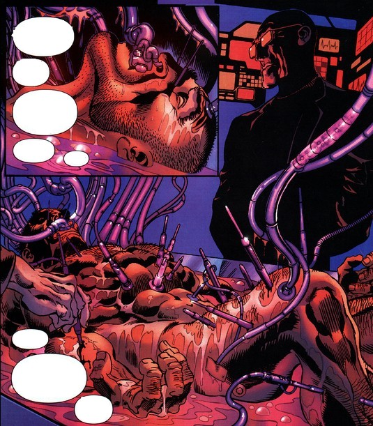 Weapon X (Earth-4011) from Wolverine The End Vol 1 3 0001