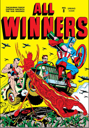 All Winners Comics Vol 1 8