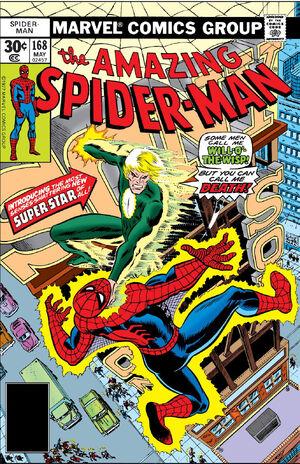 Amazing Spider-Man Vol 1 168