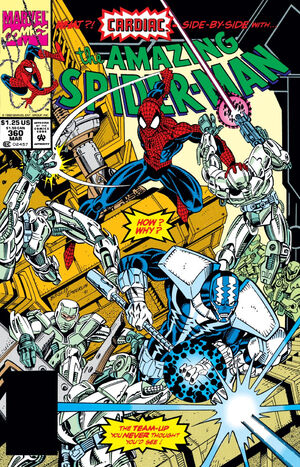 Amazing Spider-Man Vol 1 360