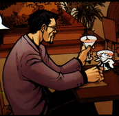 André (Earth-616) from Avengers The Initiative Vol 1 2 001