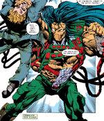 Arkady Valentinov (Earth-928) from Spider-Man 2099 Annual Vol 1 1 0001