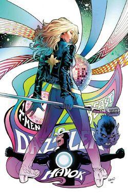 Astonishing X-Men Vol 4 14 Textless