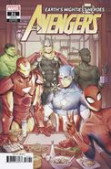 Avengers Vol 8 31 Chinese New Year Variant