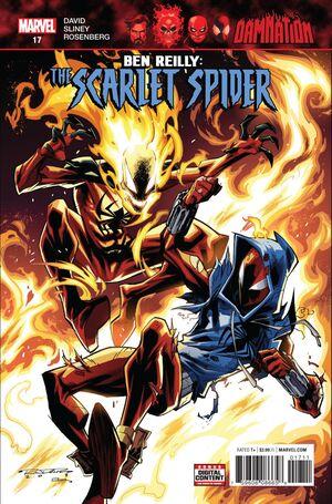 Ben Reilly Scarlet Spider Vol 1 17