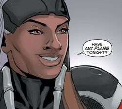 Black Widow (Tania) (Earth-23291) from Secret Wars 2099 Vol 1 2 001