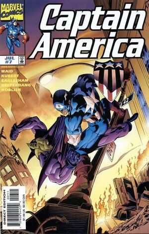 Captain America Vol 3 7