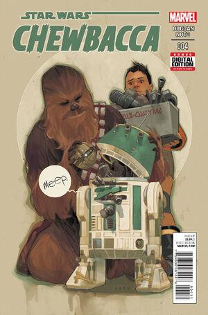 Chewbacca Vol 1 4