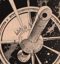 Eve (Space Station) from Marvel Preview Vol 1 4 001
