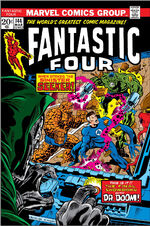 Fantastic Four Vol 1 144