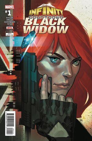 Infinity Countdown Black Widow Vol 1 1