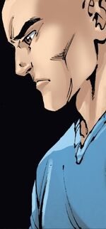 James Harper (Earth-TRN567) from Amazing Spider-Man & Silk- The Spider(fly) Effect Infinite Comic Vol 1 7 001