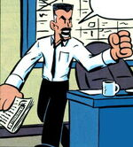 John Jonah Jameson (Earth-99062) Spider-Man and Power Pack Vol 2 1