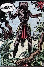 Kativa (Earth-616) from Lorna, the Jungle Girl Vol 1 7 0001