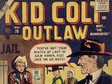 Kid Colt Outlaw Vol 1 78