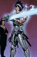 Korvus Rook'shir (Earth-616) from Uncanny X-Men Vol 1 479 001