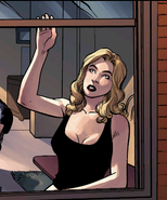 Maggie Lang (Earth-199999) from Marvel's Ant-Man - Scott Lang- Small Time Infinite Comic Vol 1 1 001
