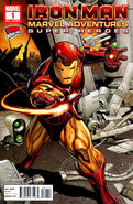 Marvel Adventures Super Heroes Vol 2 1