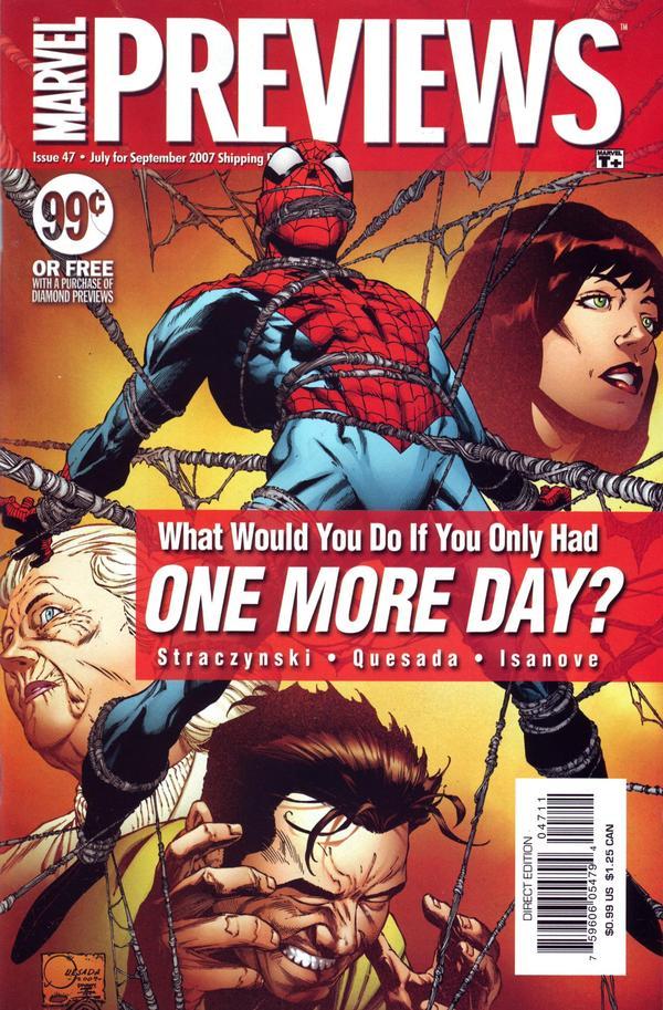 Marvel Previews Vol 1 47