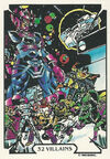 Marvel Super Heroes Secret Wars (Earth-616) from Mike Zeck (Trading Cards) 0002