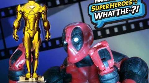 Marvel Super Heroes What The--?! DEADPOOL - For Your Consideration