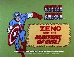 Marvel Superheroes Captain America Season 1 6