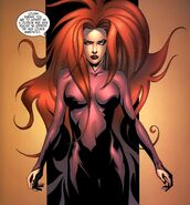 Medusalith Amaquelin (Earth-616) addresses a crisis from Inhumans Vol 2 6