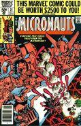 Micronauts Vol 1 21