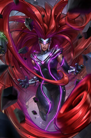 File:Monsters Unleashed Vol 2 2 Marvel Future Fight Variant Textless.jpg