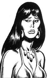 Nadia (Earth-616) from Savage Sword of Conan Vol 1 99 0001