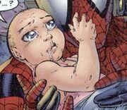 Nathan (Earth-7642) from Backlash Spider-Man Vol 1 1 001