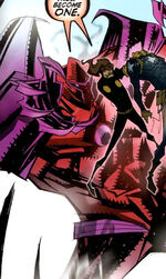 Onslaught (Psychic Entity) (Earth-47011) from Onslaught Unleashed Vol 1 4 0001