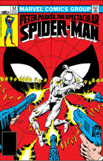 Peter Parker, The Spectacular Spider-Man Vol 1 52