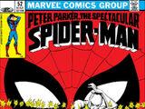 Peter Parker, The Spectacular Spider-Man Vol 1 52