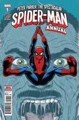 Peter Parker: The Spectacular Spider-Man Annual Vol 1 1