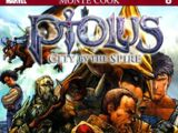 Ptolus: City by the Spire Vol 1 6