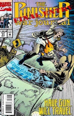 Punisher War Journal Vol 1 71