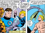 Reed Richards (Earth-616) mechanical arms Mk II from Fantastic Four Vol 1 185