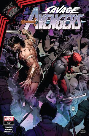 Savage Avengers Vol 1 17