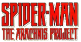 Spider-Man The Arachnis Project (1994) Logo