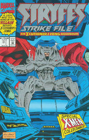 Stryfe's Strike File Vol 1 1