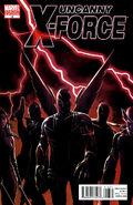 Uncanny X-Force Vol 1 16 Variant