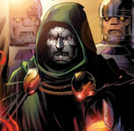 Victor von Doom (Earth-616) from Avengers The Children's Crusade Vol 1 3 002