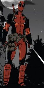 Wade Wilson (Earth-14031) from Night of the Living Deadpool Vol 1 2