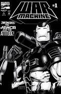 War Machine Vol 1 1