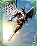 Warren Worthington III (Earth-616) from Marvel War of Heroes 004